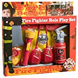 Dress Up America Kinder Fire Chief Rollenspielset