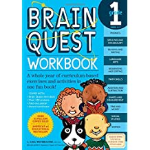 Brain Quest Grade 1 Workbook