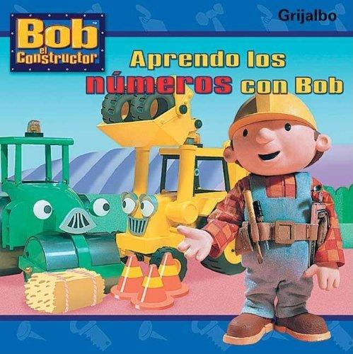 Aprendo Los Numeros Con Bob por Grijalbo