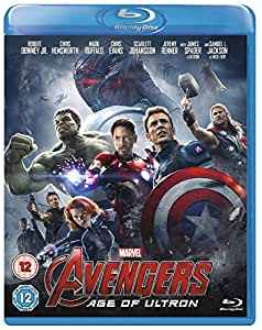 Avengers - Age Of Ultron [Edizione: Regno Unito] [Edizione: Regno Unito]