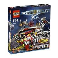 LEGO Space Police 5980-Alien Workshop