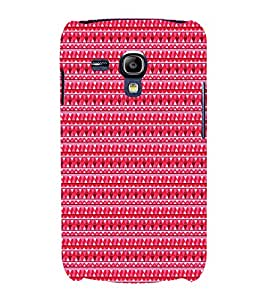 Print Masti Designer Back Case Cover for Samsung Galaxy S Duos 2 S7582 :: Samsung Galaxy Trend Plus S7580 (Ethenic Alternative Same Dot)