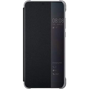 brand new cf55e 68b4b Huawei P20 Pro - Smart View Flip Cover, Black - suitable P20 Pro