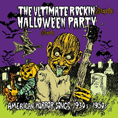 Halloween Party American Horror Songs 1930-1950 (Halloween-1930)