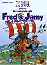 Les aventures de Fred & Jamy, Tome 2 : Le drakkar englouti par Robberecht