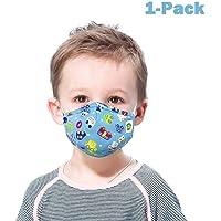 SmartRing 10 PCS PM2.5 filtri a Carboni Attivi 5-Strato Filtro Protettivo Anti-Saliva,Filtro a Carboni Attivi
