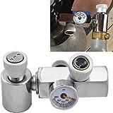 Mangobuy Adaptateur pour recharge SodaStream Cylindre de CO2 Connecteur Soda Stream