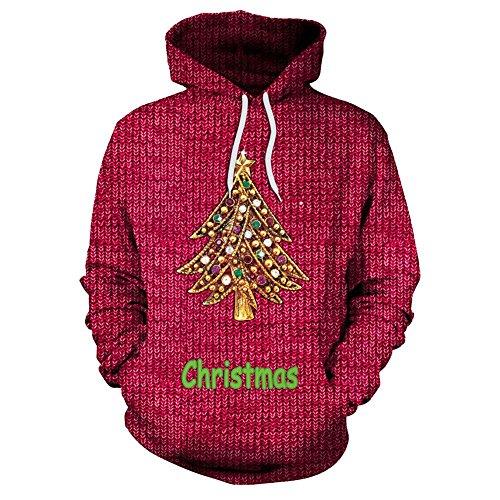 Yalatan Plus size Christmas knitted wool women red Pullovers sweater jacket loose autumn ladies female knitwear coat