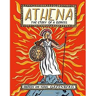 Athena: The Story of a Goddess (English Edition)