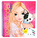 TOPModel Colouring Book