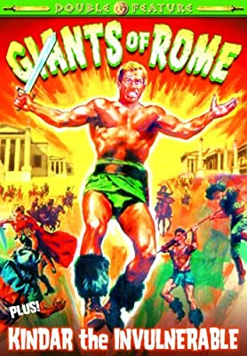 Giants of Rome (1964) / Kindar the Invulnerable (1964) by Richard Harrison