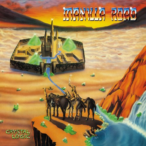 Manilla Road: Crystal Logic (Audio CD)