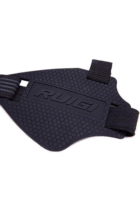 Moresave Motorrad Schuhschutz Anti Abrieb Stiefel Abdeckung Schieber Begleiter