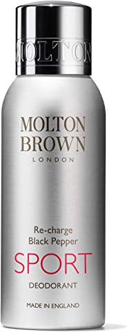 MOLTON BROWN Re-Charge Black Pepper Sport Deodorant, 150ml