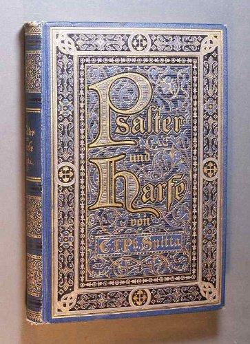 Psalter und Harfe. Erste und zweite Sammlung christlicher Lieder zur häuslichen Erbauung.