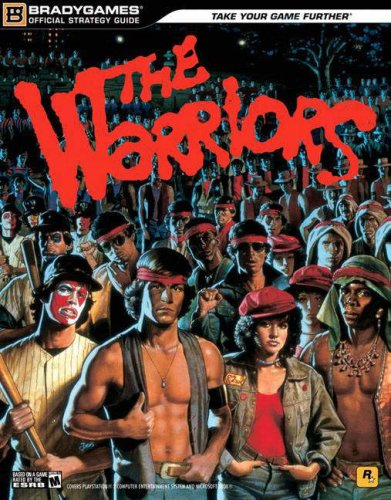 The Warriors Official Strategy Guide