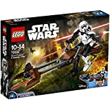 LEGO - 75532 -  Star Wars - Jeu de Construction - Scout Trooper & Speeder Bike