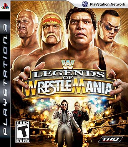 WWE Legends of Wrestlemania (Sony PS3) [Import UK]