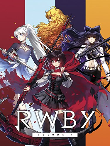 RWBY: Volume 4 [OV]