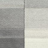 Ibena Jacquard Decke Egersund grau | 150 x 200 cm