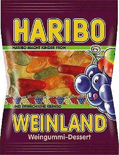 HARIBO Weinland Weingummi 200 g/141131, Inh. 200 g