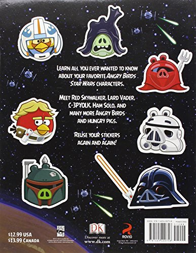 Angry Birds Star Wars (Ultimate Sticker Collection)