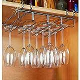 Wenko 2748140100 Schrankeinsatz Gläserhalter für 12 Gläser