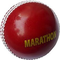 DSC Incrediball Marathon Tennis Cricket Ball (Red)