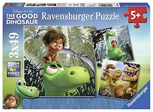 Ravensburger 09406 - Arlo,der gute Dinosaurier - Stück Dinosaurier-puzzle 24