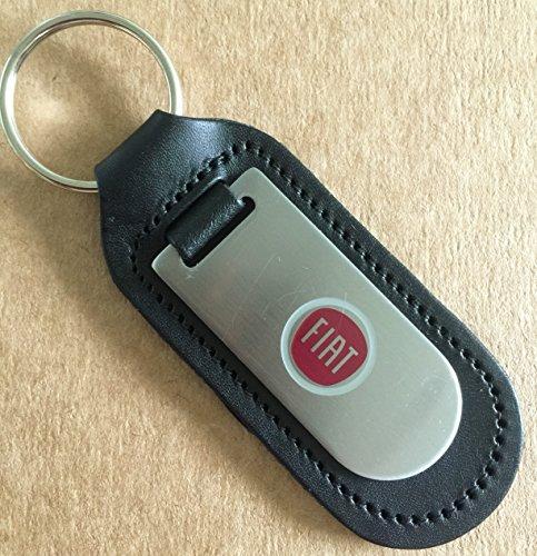 fiat-keyring-genuine-leather-keyring-keyfob