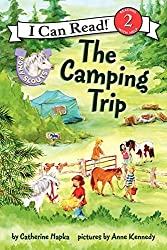 Pony Scouts: The Camping Trip (I Can Read Level 2) by Catherine Hapka (2014-03-04)