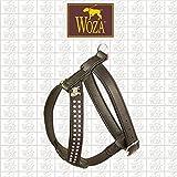Woza Premium MOPS Geschirr 2,9/55CM SUPER Soft RINDNAPPALEDER Handmade NAPA Harness