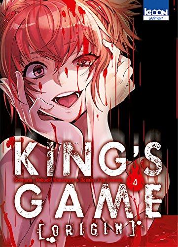 King's Game Origin Vol.4 par KANAZAWA Nobuaki