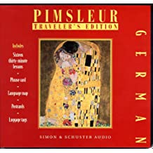 German: Traveler's Edition (Pimsleur Language Program)