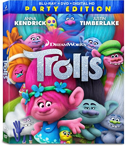 Trolls [USA] [Blu-ray]