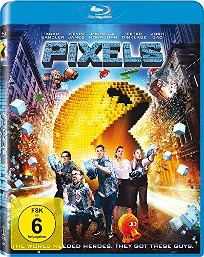 Pixel (Pixels [Blu-ray])