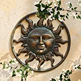 Gärtner Pötschke Wanddeko Sonne