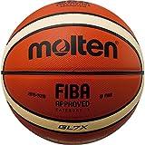 molten Basketball, Orange/Ivory, 7, BGL7X