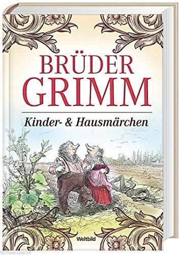 Gebrüder Grimm - Kinder-und Hausmärchen 1812/15 (German Edition ...