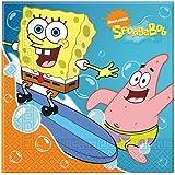 Nickelodeon - Cubertería para fiestas Bob Esponja (71547)