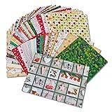 Motivkarton Weihnachten 300 g/m2, 115 Blatt, DIN A4