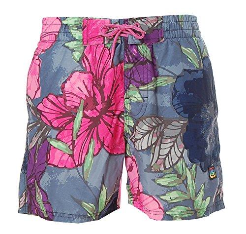 Shiwi Herren Badeshorts Boardshorts Badehose Swimshorts Shorts Deep Purple