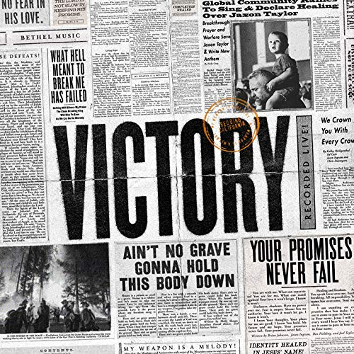 Bethel Music - Victory (Victory Records)