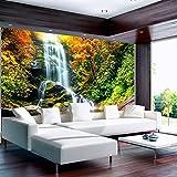 murando - Fotomural Naturaleza 200x140 cm - Papel tejido-no tejido - Papel pintado - aquafall - 10110903-43