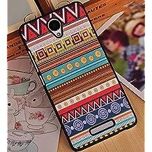 Prevoa ® 丨Xiaomi Redmi Note 2 2 + Funda - Colorful Plastico Funda Cover Case para Xiaomi Redmi Note 2 2 + 5.5 Pulgadas Smartphone - 5