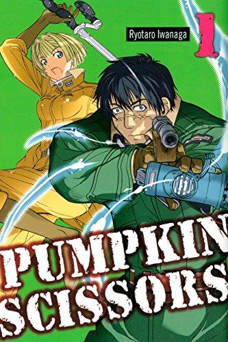 Pumpkin Scissors Vol. 1
