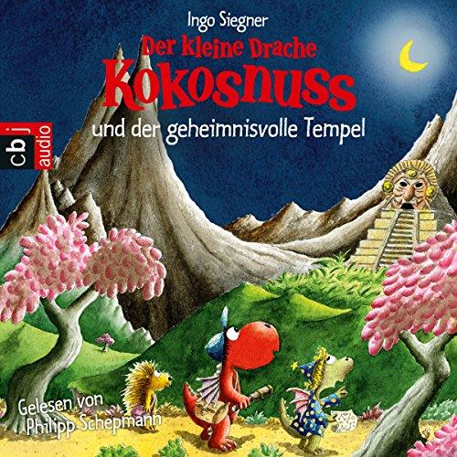Buchseite und Rezensionen zu 'Der kleine Drache Kokosnuss und der geheimnisvolle Tempel' von Ingo Siegner