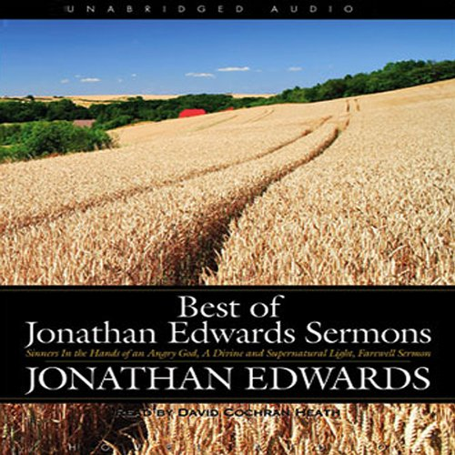 Best of Jonathan Edwards Sermons  Audiolibri