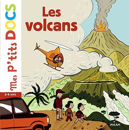 Les volcans par Stéphanie Ledu