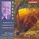 Rubbra: Symphonies Nos. 4, 10 and 11
